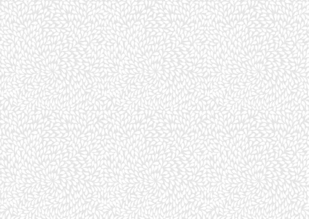 white background 56 foliage seamless pattern, white background, vector illustration file. lesser sunda islands stock illustrations