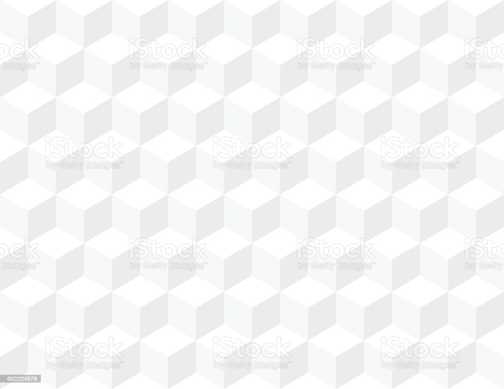 white background triangle shape wall