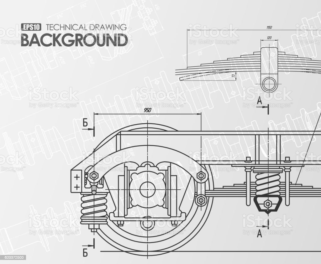 White background with technical drawings white background with technical drawings - arte vetorial de stock e mais imagens de abstrato royalty-free