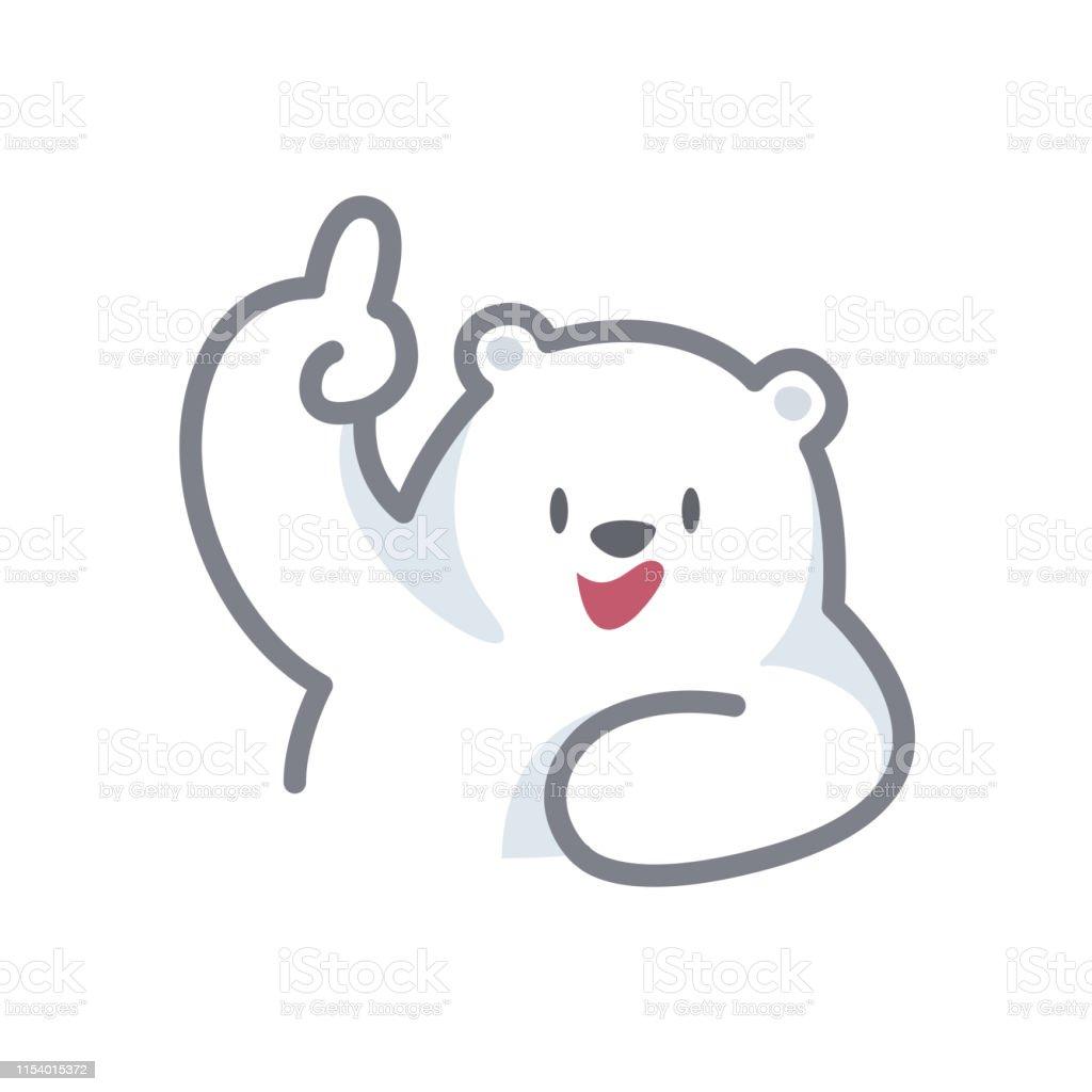 Polar, Teddy, Grizzly, Panda Bear Head Card - Download Free Vectors, Clipart  Graphics & Vector Art