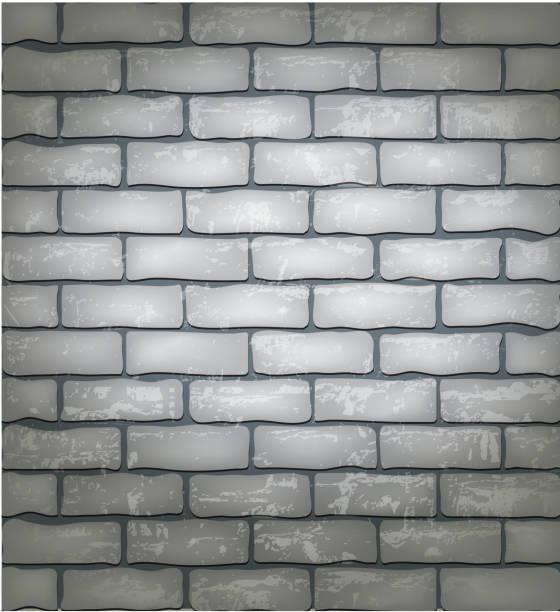 Brick Wall Clip Art: Royalty Free Gray Brick Wall Clip Art, Vector Images