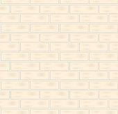 White bricks seamless texture