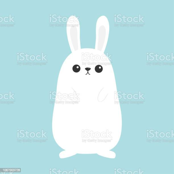 White bunny rabbit funny head face big ears cute kawaii cartoon baby vector id1067003728?b=1&k=6&m=1067003728&s=612x612&h=syyrgs95g1c9 cosvxjxjqklbu17kq9 kmyuxx3 cre=