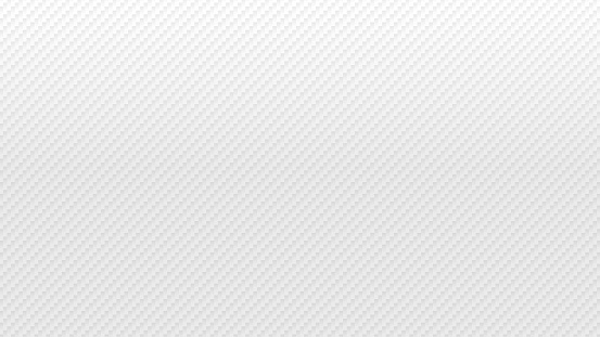 White carbon Kevlar texture background. White gradients background.