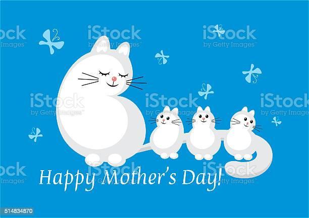 White cat and little kittens vector id514834870?b=1&k=6&m=514834870&s=612x612&h=izoxuoyxuwxpaax3krkx jf7l8inbynxgtxjmee0psi=