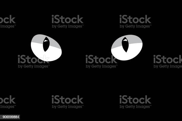 White cats eyes isolated on black background vector design element vector id906599884?b=1&k=6&m=906599884&s=612x612&h=tjfosp7oe8tnldcggsqxjby f3rbs5laayevwopz9om=