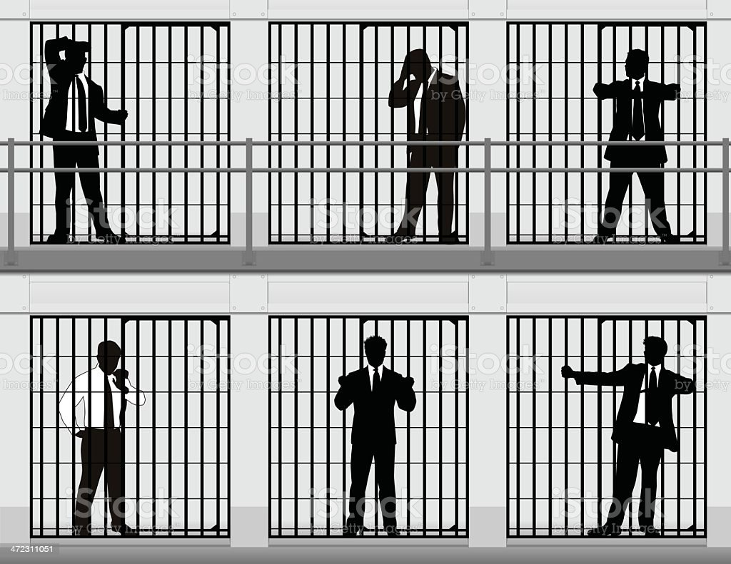 White Collar Criminals royalty-free white collar criminals stock vector art & more images of adult