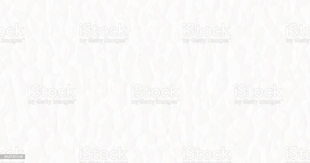 weiße zerknittertes Papiermuster Lizenzfreies weiße zerknittertes papiermuster stock vektor art und mehr bilder von bauwerk