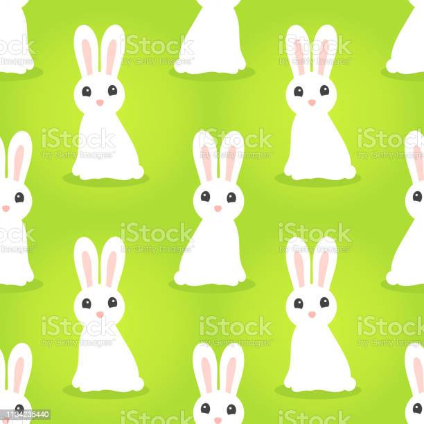 White cute rabbits seamless pattern vector id1134235440?b=1&k=6&m=1134235440&s=612x612&h=agu7e7yciy1bocapqg j33sk71m33tfxm qkcn0uq44=