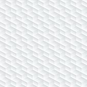 White diagonal embossed abstract seamless pattern