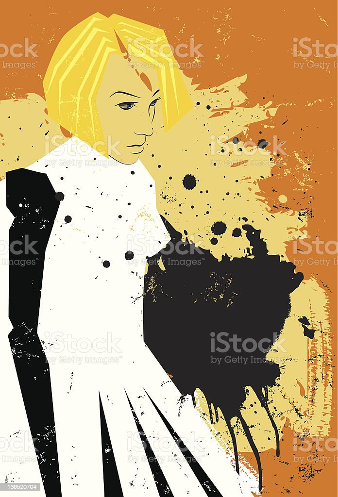 White dress royalty-free white dress stock vector art & more images of adult