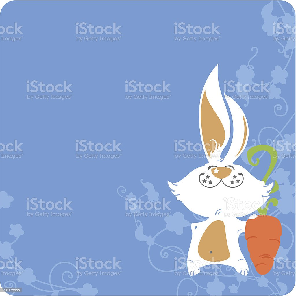 White easter bunny royalty-free white easter bunny stock vector art & more images of animal