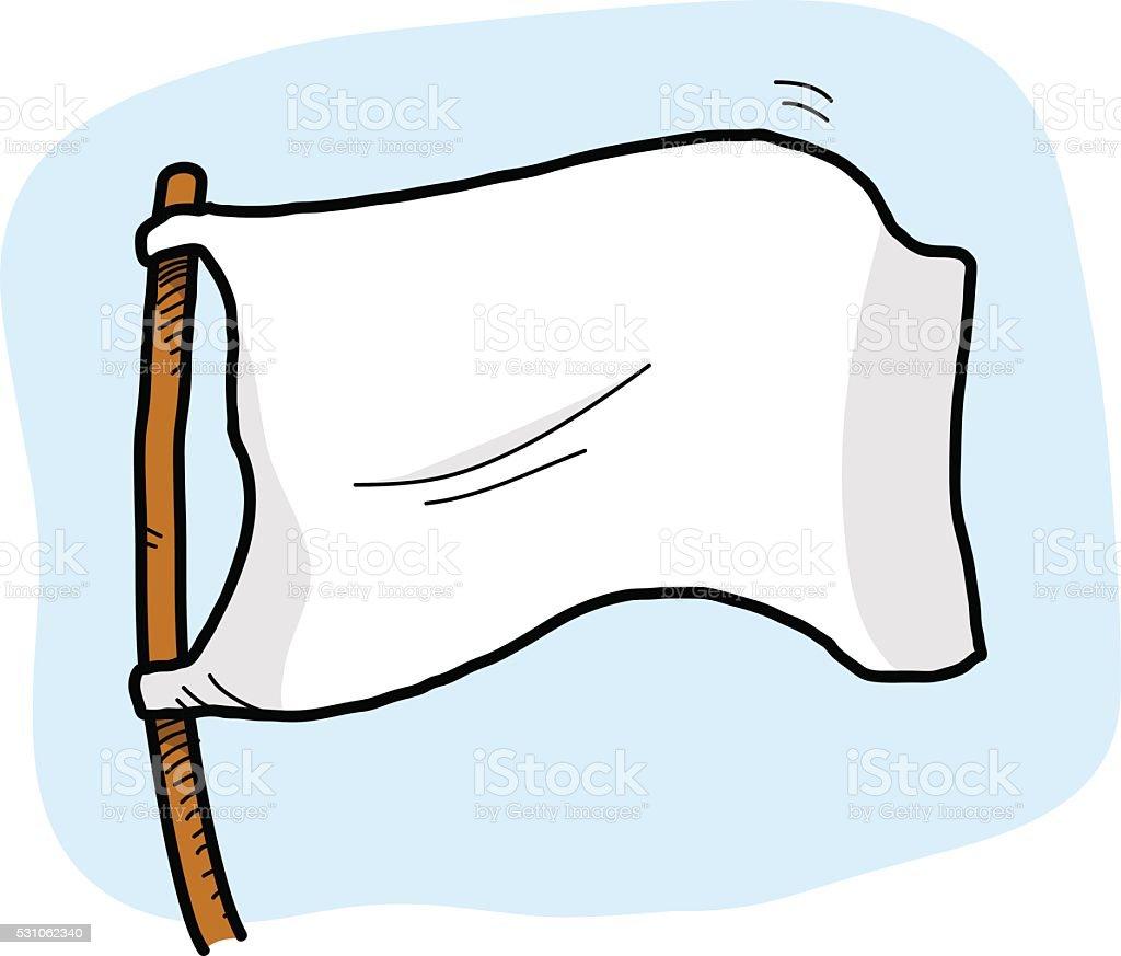 royalty free white flag clip art vector images illustrations istock rh istockphoto com waving white flag clip art white flag clip art free