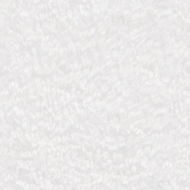 ホワイトのフェイクファーの質感 - 毛皮のテクスチャ点のイラスト素材/クリップアート素材/マンガ素材/アイコン素材