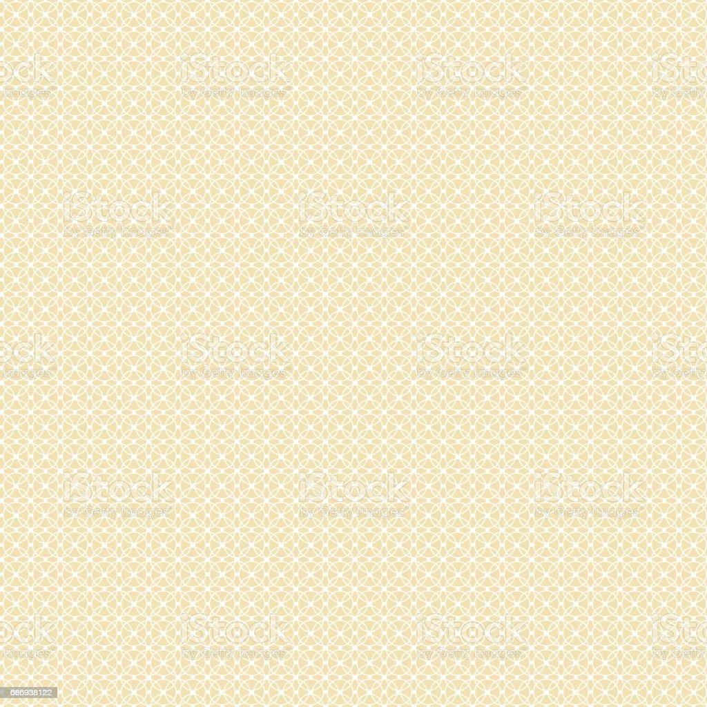 white geometric pattern vector art illustration
