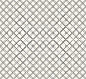 White geometric , seamless pattern