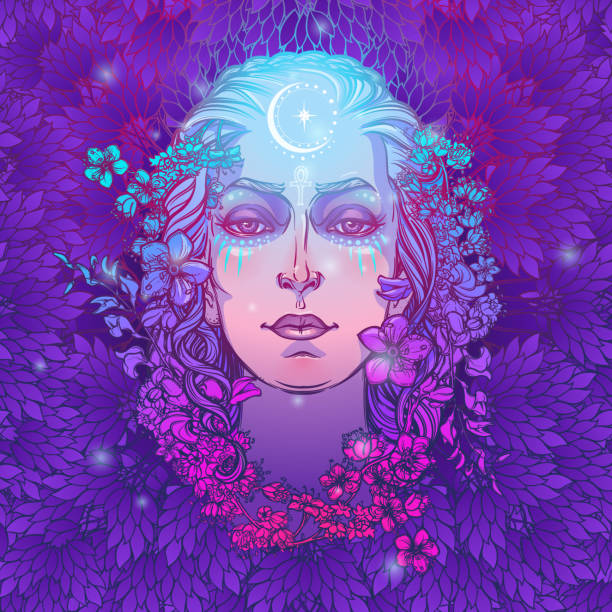 Best Persephone Illustrations, Royalty-Free Vector