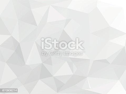 istock white gray geometric wallpaper background 670906214