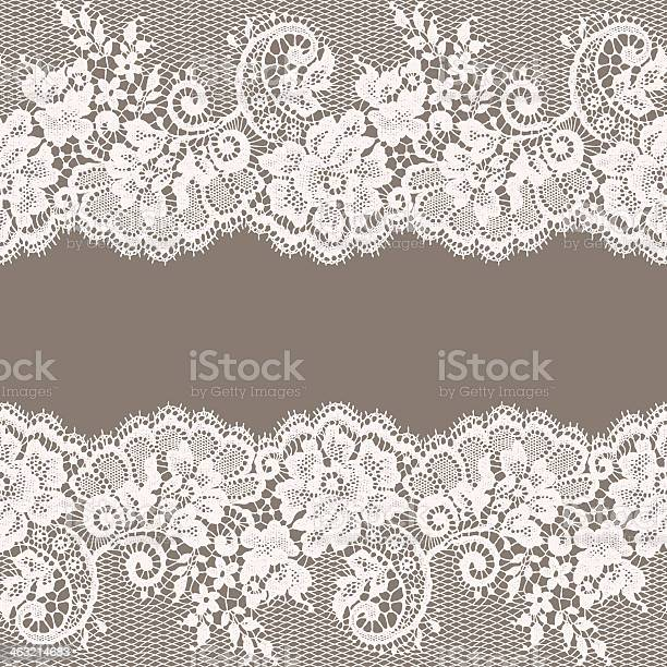 White lace greeting card gray background vector id463214683?b=1&k=6&m=463214683&s=612x612&h=loydvhceaoz7zroohpcffhb4t4qg ujsmstyih nhcg=