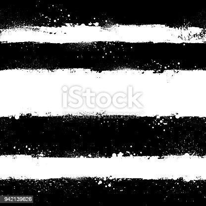 istock White paint strokes 942139626