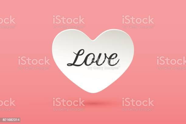 White paper heart with lettering love vector id821682014?b=1&k=6&m=821682014&s=612x612&h=lm6 mtiiqqo72mu0hinegdbpu0idiukjf0jrz73u0 e=