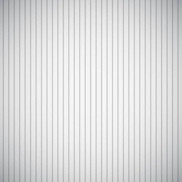 white paper textured background - składany stan stock illustrations