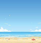 istock White Sand Beach 698556772