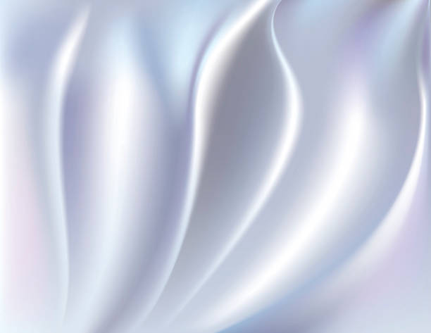 white satin - plüsch stock-grafiken, -clipart, -cartoons und -symbole