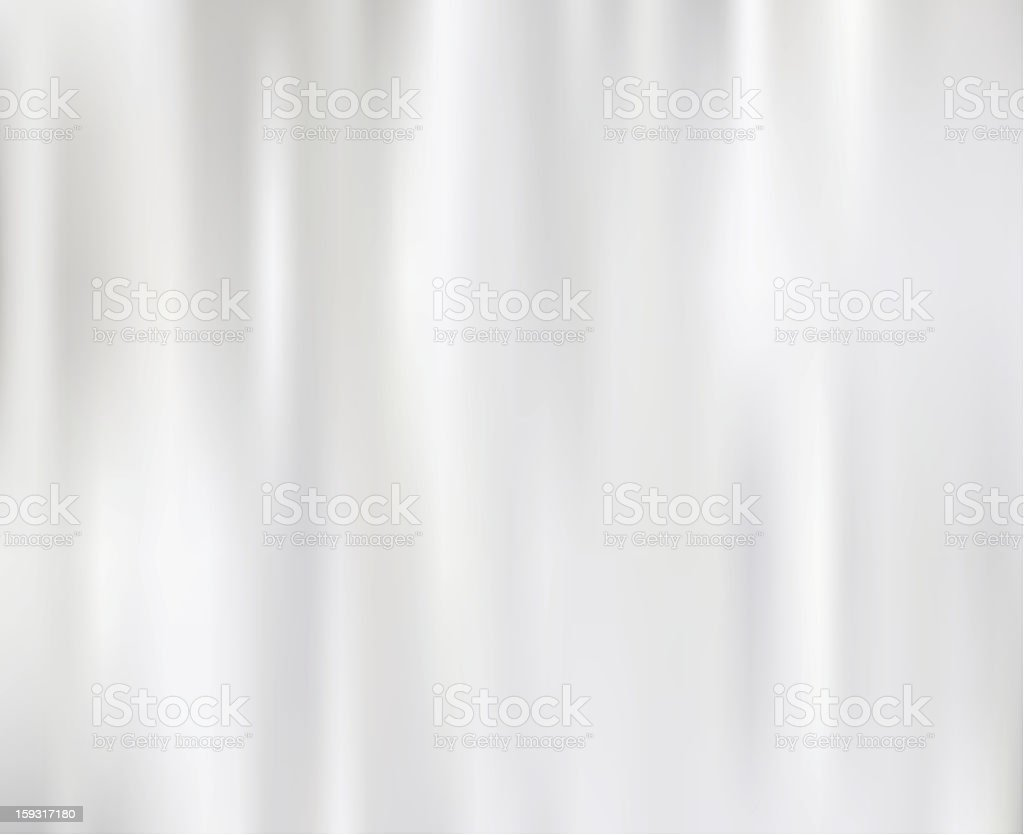 White silk backgrounds royalty-free stock vector art