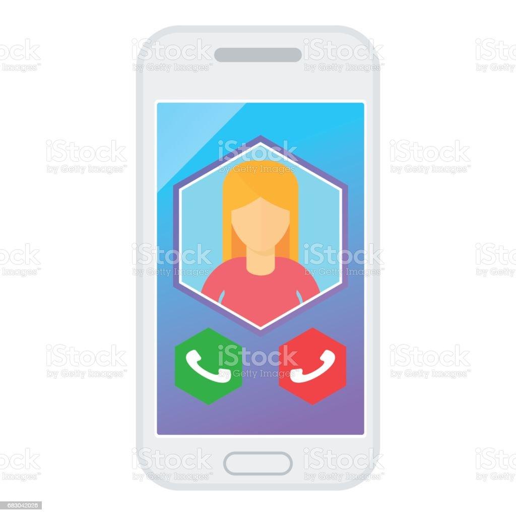 white smart phone royalty-free white smart phone stock vector art & more images of art