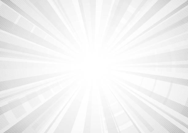 white star burst textured background vector art illustration