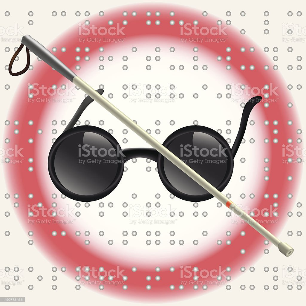 Visually impaired dating