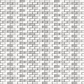 White stonewall seamless texture