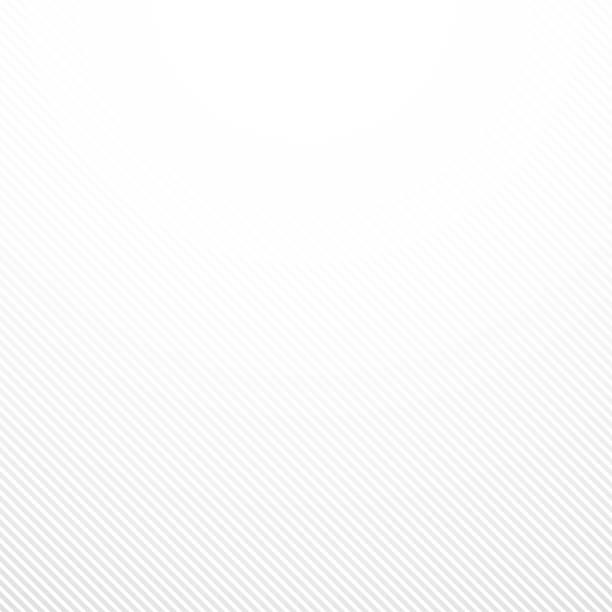 stockillustraties, clipart, cartoons en iconen met wit gestreepte textuur. lichte diagonale lijnen patroon. vector lichte achtergrond - gekanteld