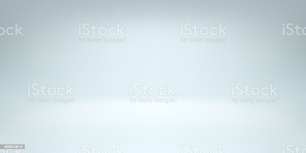 White studio room background spotlight vector gradient photobox lightbox backdrop vector art illustration