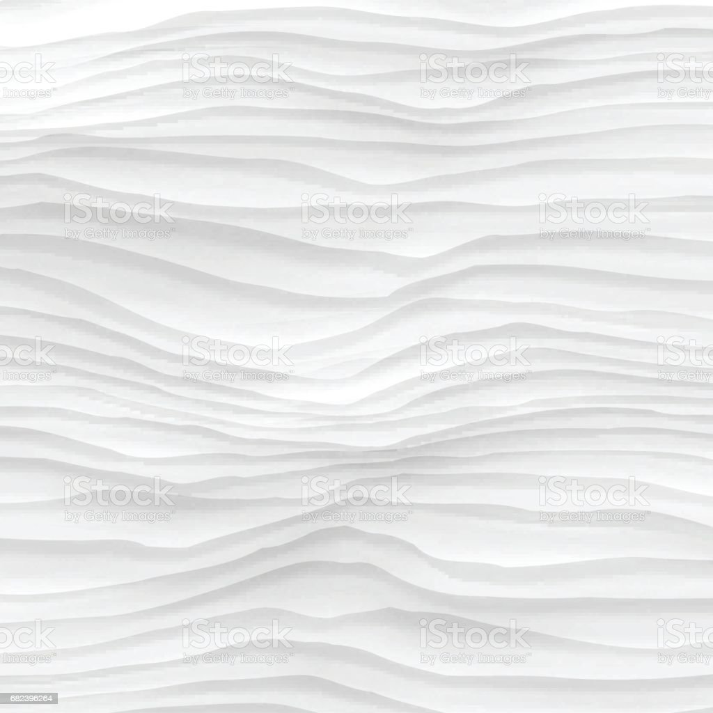 White texture. abstract pattern seamless. wave wavy nature geometric modern. royalty-free white texture abstract pattern seamless wave wavy nature geometric modern stock vector art & more images of abstract