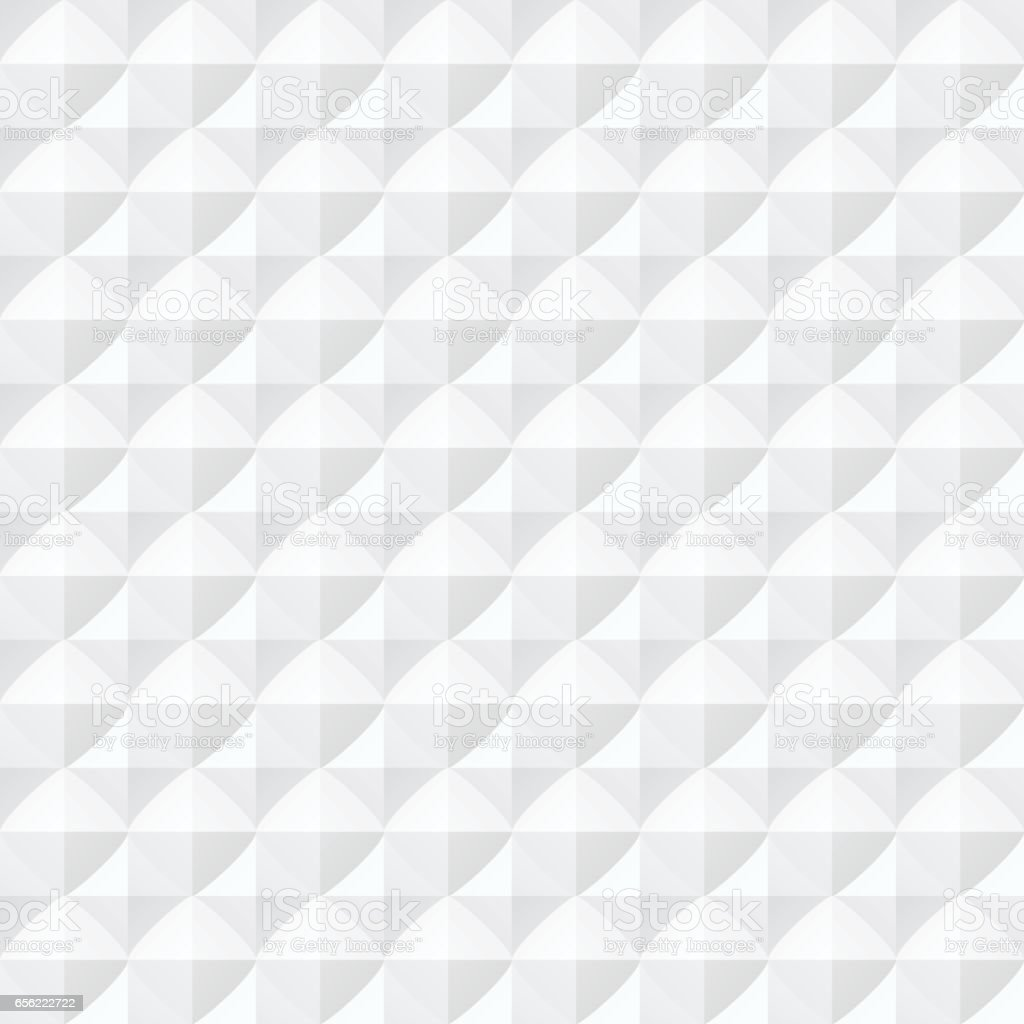 White texture - seamless. vector art illustration