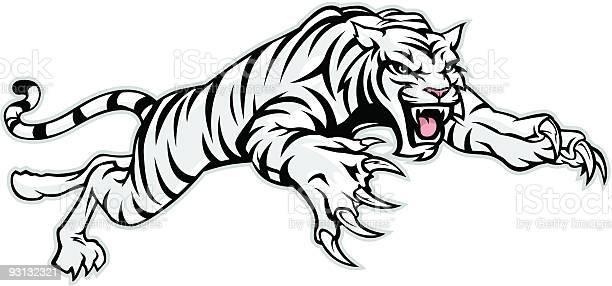 White tiger vector id93132321?b=1&k=6&m=93132321&s=612x612&h=kgqg6dymvctf16wglyq d5r3uitmr1aiqqwxmtv40gi=