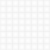 White tile seamless pattern background