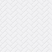 White tiles, ceramic brick