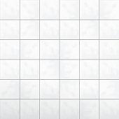 White tiles wall vector