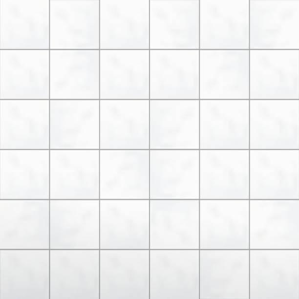 white tile floor. White tiles pattern vector art illustration wall  Tile Floor Clip Art Vector Images Illustrations iStock