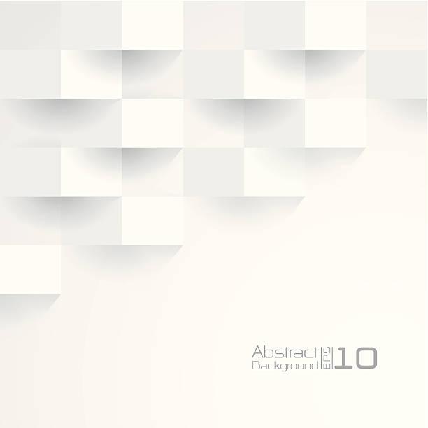 White wallpaper background for cover design , poster , brochure , banner. vector art illustration