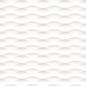 White wavy seamless background