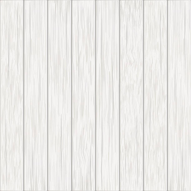 White Fence Illustrations Royalty Free Vector Graphics
