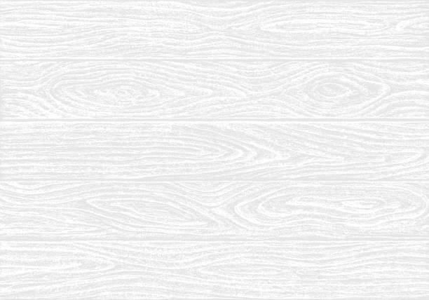 white wood plank texture - wood texture stock illustrations