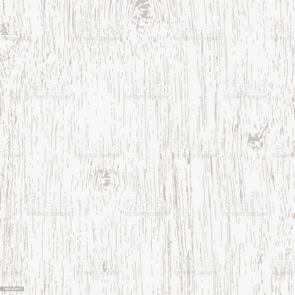White Wood Texture Background Stock Vector Art & More ...