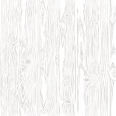White wooden vector seamless vertical texture. Vintage retro backround. Editable pattern in swatches. Clipping paths included.