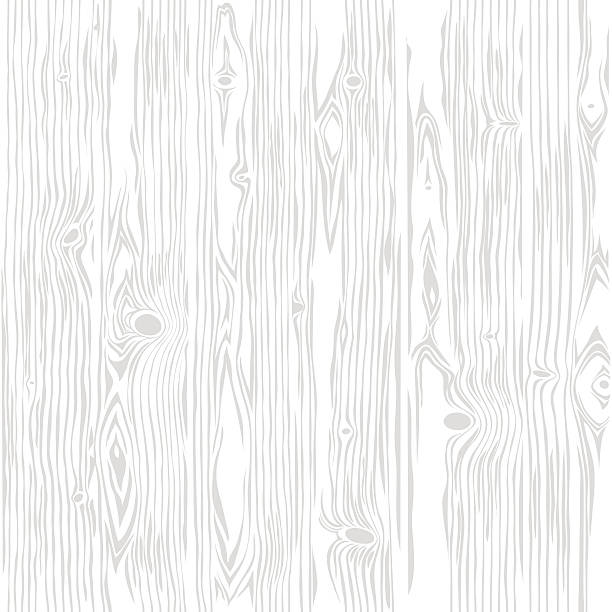 białe, drewniane bezszwowe tło pionowe - drewno tworzywo stock illustrations