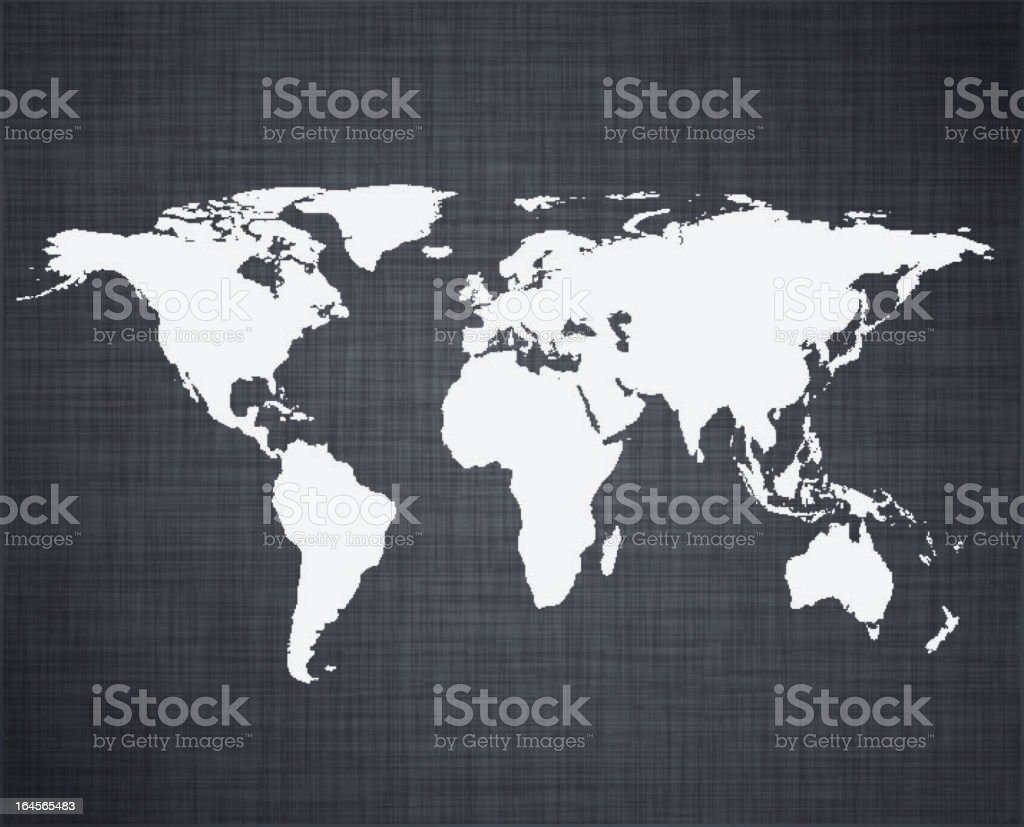 White world map. royalty-free white world map stock vector art & more images of abstract